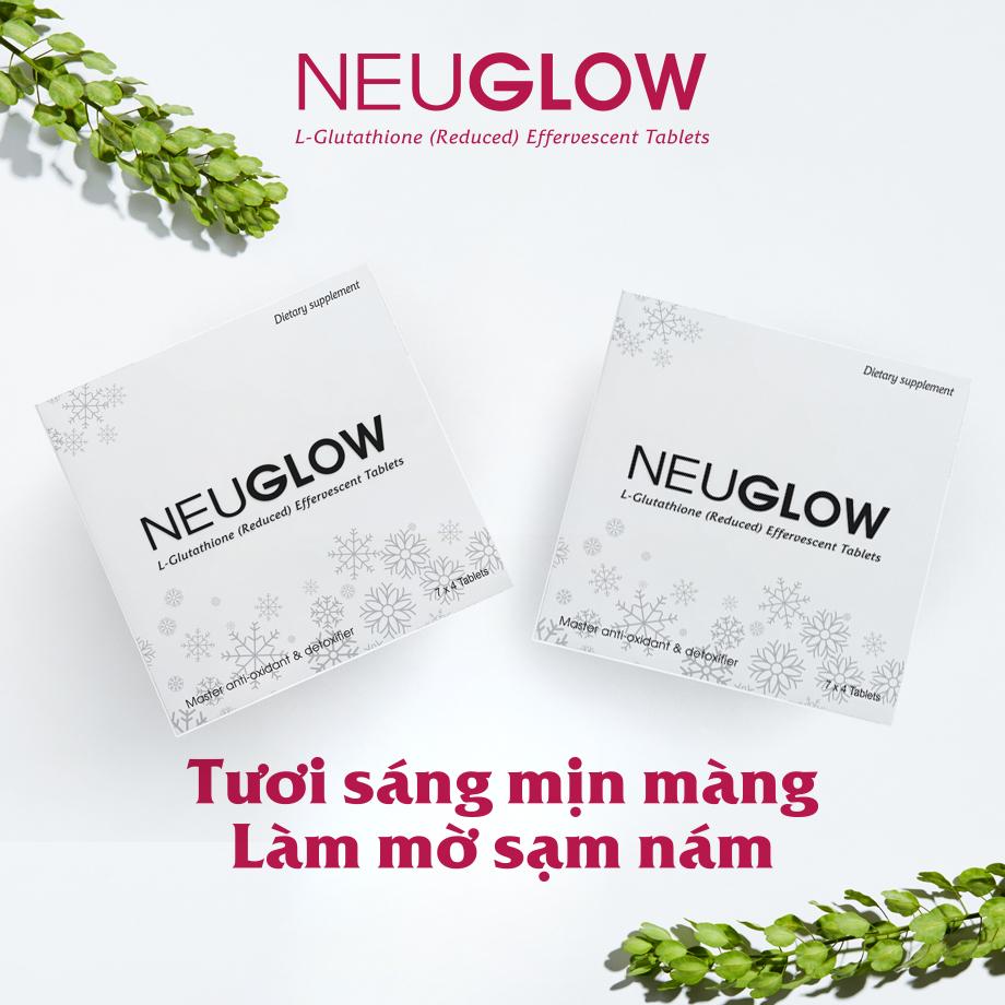 Viên sủi trắng da Neuglow