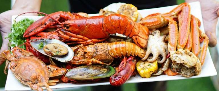 Tôm và hải sản giúp nam giới kéo dài cuộc yêu hơn.