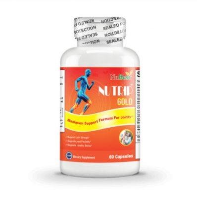 Nutrip Gold – Viên tái tạo và phục hồi sụn khớp