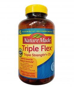 Viên Uống xương khớp Triple Flex Nature Made Chính Hãng Của Mỹ