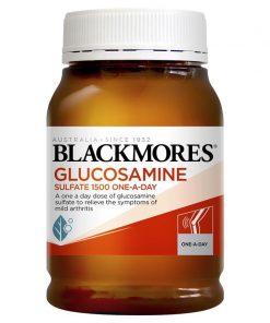 Viên uống bổ khớp Blackmores Glucosamine 1500 One-A-Day của Úc