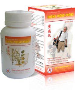 Hoàng Thống Phong - Hỗ trợ điều trị bệnh Gút