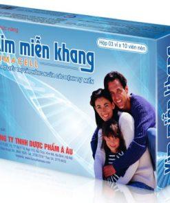 Kim Miễn Khang - Hỗ trợ điều trị Lupus ban đỏ, vảy nến tự miễn