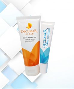 Kem trị mụn DECUMART - COMBO PURE – CLEAN 100G
