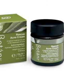 Kem trị mụn hữu cơ Botani Rescue Acne Cream