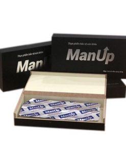 MANUP (hộp 1 vỉ ×1 viên nang cứng), Tăng cường khả năng sinh lý
