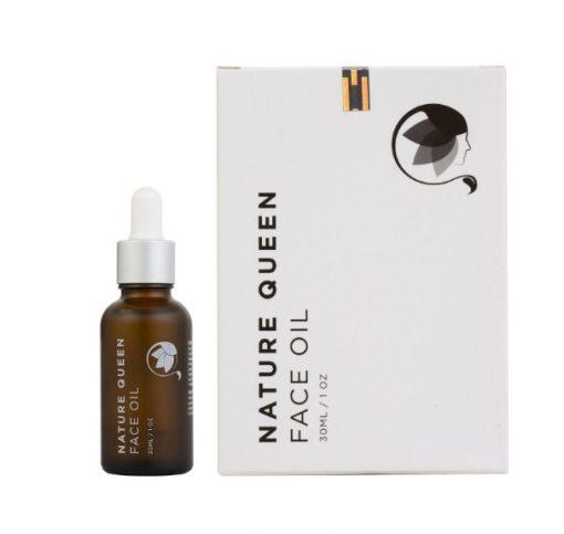 Nature Queen Face oil lọ 30ml, Dưỡng da mặt, trẻ hóa làn da