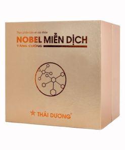 Nobel miễn dịch (Hộp 15 túi x 180g), Hỗ trợ điều trị mẩn ngứa, mề đay