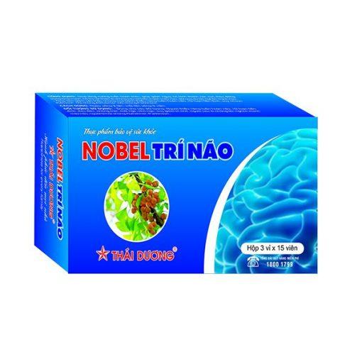 Nobel trí não Thái Dương hộp 45 viên, Tăng tuần hoàn máu
