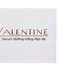Serum Valentine Thái Dương nâng cơ mặt trẻ hóa làn da, xóa nhăn da