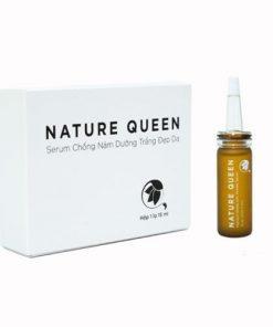 Serum chống nám dưỡng trắng đẹp da Nature Queen 15ml