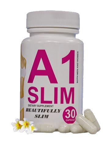 Viên uống giảm cân A1 Slim USA chính hãng hộp 30 viên