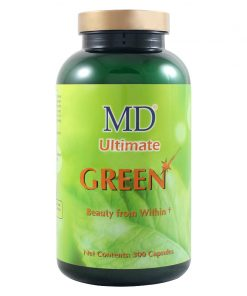 Viên uống trị mụn MD Ultimate Green Hộp 300 viên