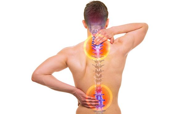 Đau lưng đau vai gáy đừng tưởng nhẹ mà bỏ qua cách chứa này