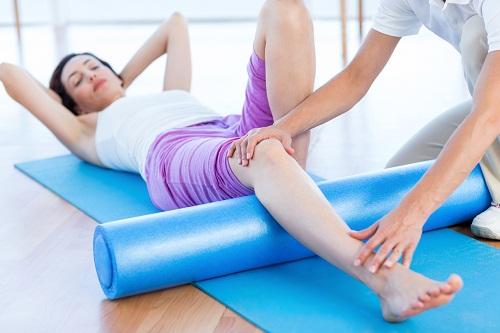 Bài tập phục hồi chức năng khớp gối sau khi phẫu thuật
