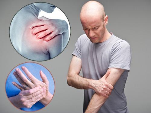 Bệnh đau bả vai và cánh tay nguyên nhân và cách điều trị