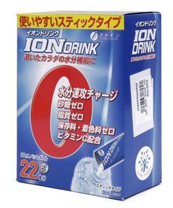Bột điện giải ION Drink - Bù nước và điện giải