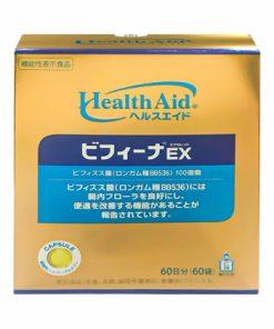 Bột men vi sinh sống HealthAid Bifina EX Hộp 60