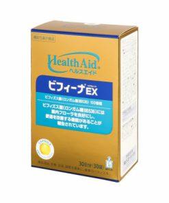 Bột men vi sinh sống HealthAid Bifina Gold EX Nhật Bản loại 30 gói chính hãng