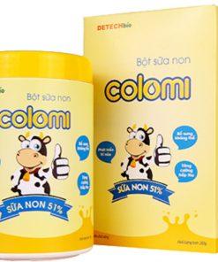 Bột sữa non Colomi - Tăng sức đề kháng cho bé