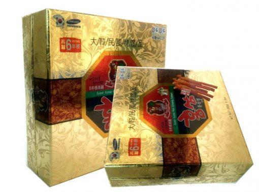 Cao đặc hồng sâm hộp 250g 2 lọ Hàn Quốc thượng hạng