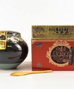 Cao Hồng Sâm Kanghwa Hàn Quốc thượng hạng Hũ Sứ 1kg