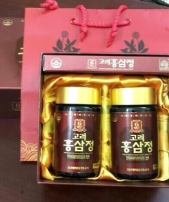 Cao hồng sâm Kanghwha Hàn Quốc 6 năm tuổi loại 2 lọ 250g chính hãng