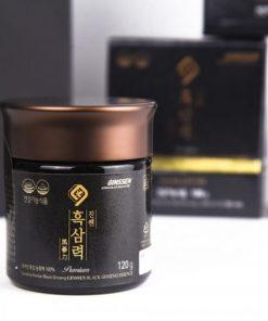 Cao hắc sâm Daedong Hàn Quốc 120gr loại thượng hạng chính hãng
