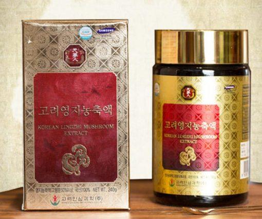 Cao linh chi Korea ginseng Bio Hàn Quốc 240g chính hãng