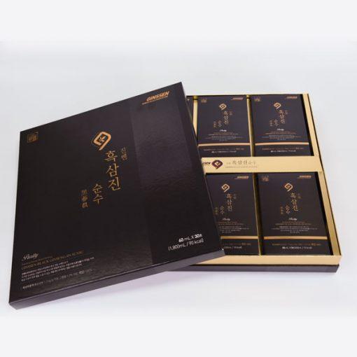 Chiết xuất Hắc Sâm Daedong Ginssen Black Hàn Quốc 100% nguyên chất thượng hạng