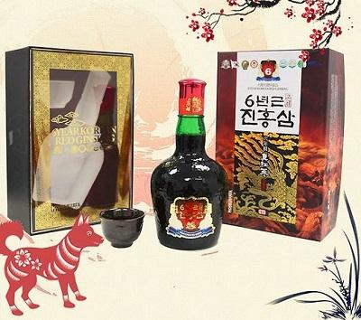 Chiết xuất Hồng sâm 6 năm tuổi Taewoong Food Hàn Quốc loại chai 700ml chính hãng
