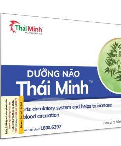 Dưỡng Não Thái Minh - Hỗ trợ hoạt huyết tăng lưu thông máu