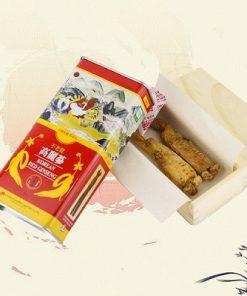 Hồng sâm củ khô Premium Daedong Ginseng Hàn Quốc loại 37,5gr chính hãng