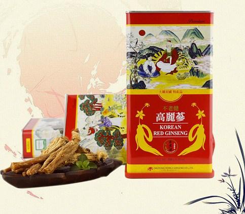 Hồng sâm củ khô Premium Daedong Hàn Quốc loại 150gr