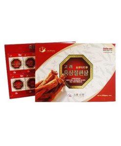 Hồng sâm lát tẩm mật ong MERITZ Hàn Quốc chính hãng