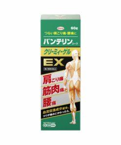 Kem bôi viêm khớp Banterin Kowa EX giảm đau nhức xương khớp 60g