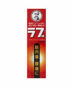 Kem thoa giảm đau xương khớp Rohto Mentholatum Love 65g Nhật Bản chính hãng