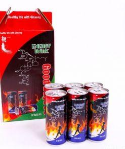 Nước tăng lực hồng sâm Good Day 365 Energy Drink Hàn Quốc 250ml chính hãng