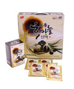 Nước tỏi đen Kangwha Hàn Quốc loại 70ml x 30 gói chính hãng