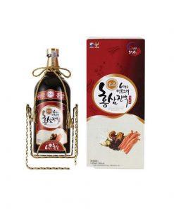 Nước ép hồng sâm Hàn Quốc Hanil, Tinh chất hồng sâm 3400ml thượng hạng