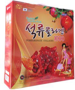 Nước ép lựu collagen Kanghwa Hàn Quốc chính hãng 30 gói bổ dưỡng