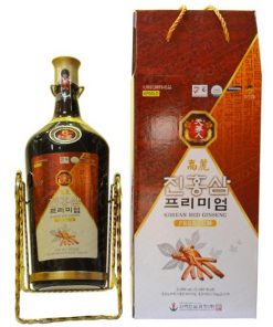 Nước cốt Sâm núi Hàn Quốc Reg Ginseng thượng hạng 3 lít chính hãng