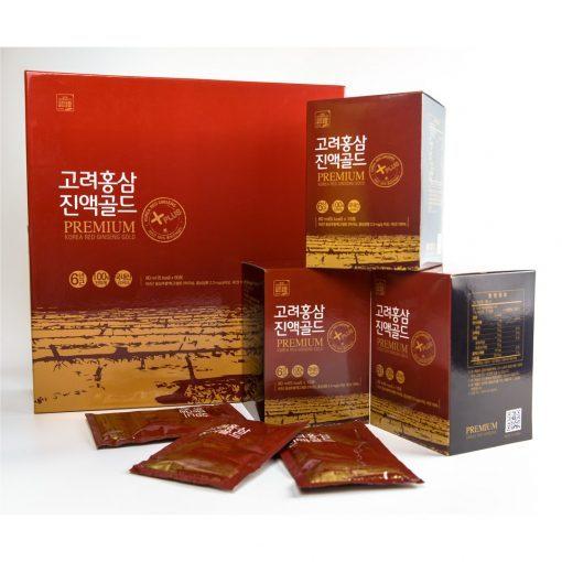 Nước hồng sâm Daedong Hàn Quốc 80ml x 60 gói cao cấp thượng hạng