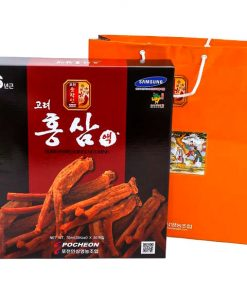 Nước hồng sâm Pocheon Hàn Quốc 70ml x 30 gói chính hãng