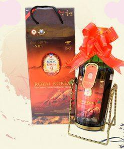 Nước hồng sâm Royal Hàn QUốc Red Ginseng Fermented Extract 3000ml chính hãng