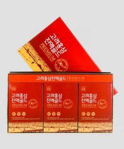 Nước hồng sâm gói Daedong Hàn Quốc Korea Ginseng loại 80ml x 30 gói chính hãng