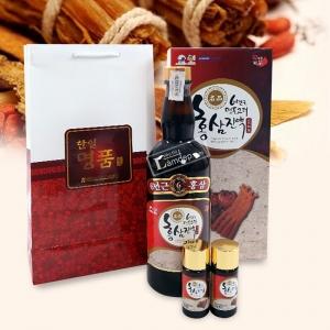 Nước hồng sâm thuốc bắc Hanil Hàn Quốc hộp 2000ml hảo hạng chính hãng
