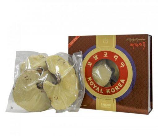 Nấm Linh Chi Hoàng Gia Royal Lingzhi Mushroom Hàn Quốc chính hãng loại 500g hảo hạng