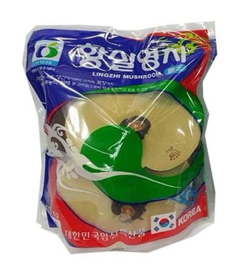 Nấm linh chi túi xanh Hàn Quốc chính hãng 1kg