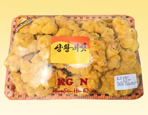 Nấm thượng hoàng vàng Sang Hwang Hàn Quốc thượng hạng loại 0.5kg